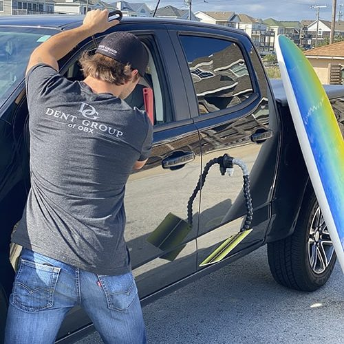 mobile paintless dent repair outer banks-min